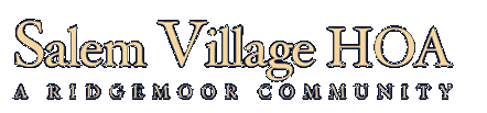 Salem Village HOA